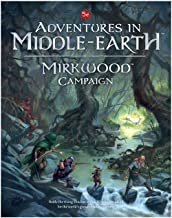 Adventures in Middle Earth Mirkwood Camp
