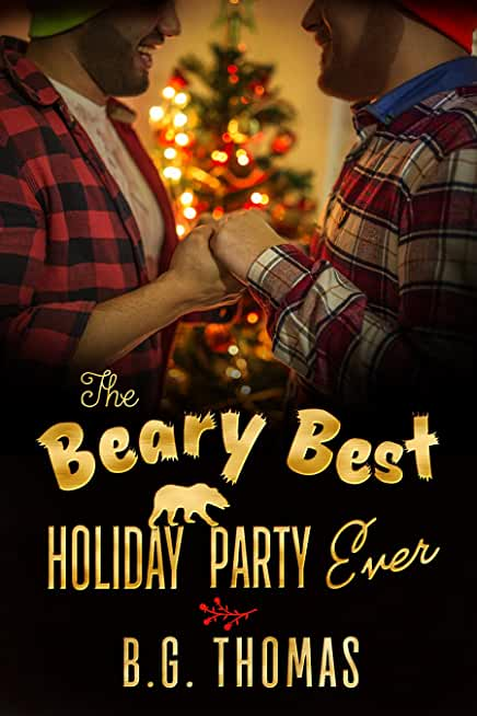 The Beary Best Holiday Party Ever (2015 Advent Calendar - Sleigh Ride) (English Edition)
