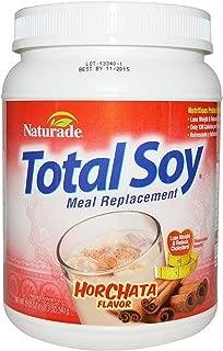 Naturade Total Soy Weight Loss Shake Horchata 1 2 lbs 540 g