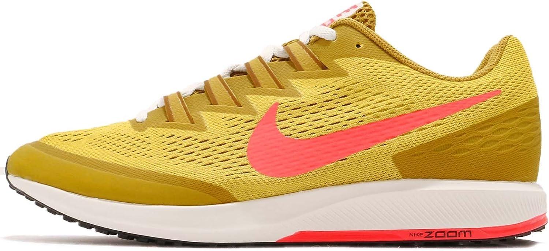 Nike Men's Air Zoom Speed Rival 6, Bright Citron Bright Crimson