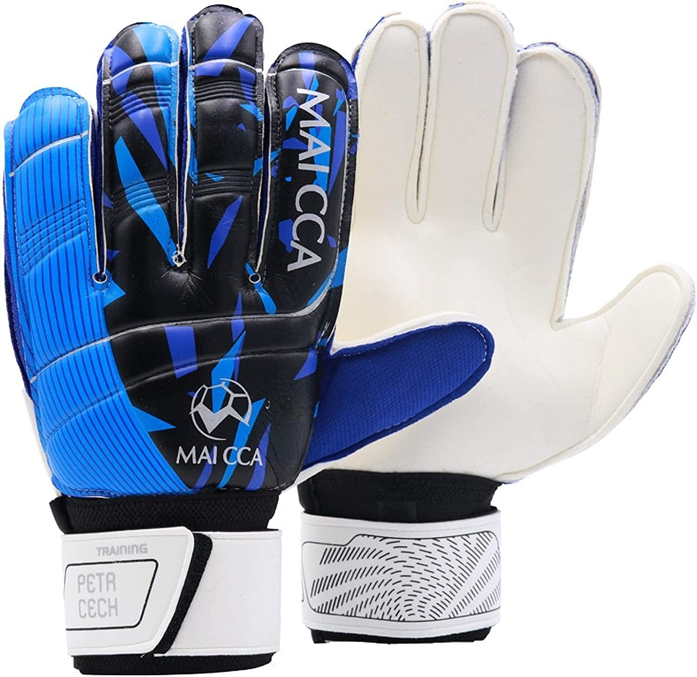 ZHIZI San Jose Mall Goalkeeper Gloves Max 86% OFF Tr Football Two-Piece