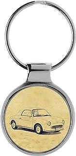 KIESENBERG Schlüsselanhänger Geschenke für Figaro Fan A 5311