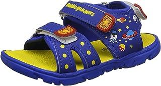 Bubblegummers Boy's Galaxy Yellow Indian Shoes-8 Kids UK/India (26 EU) (1618534)