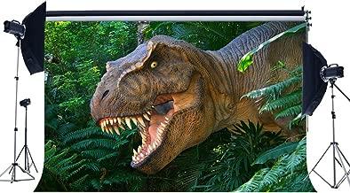 Polly Online 3PCS 3D Etiquetas engomadas de la Pared del Dinosaurio Adhesivos de Pared para decoraci/ón Infantil