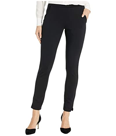 HUE Ponte 7/8 Leggings (Black) Women