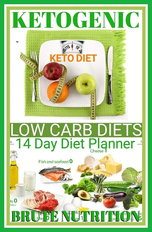 KETO DIETING PLANS: 14 Day Diet Planner For Rapid weight Loss (English Edition)