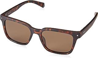 بولارويد نظارة شمسية للجنسين ، بني