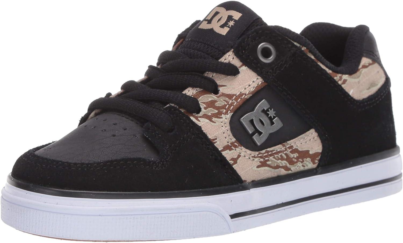 DC Unisex-Child Pure Se Skate Shoe