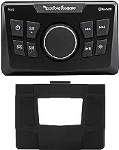 Rockford Fosgate Digital Media Bluetooth Receiver 4 Polaris RZR+Dash Install Kit