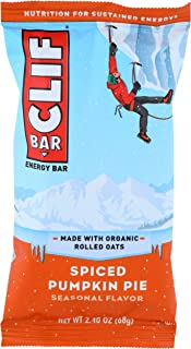 CLIF Spiced Pumpkin Pie Bar, 2.4 OZ