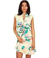 Tie-Dye Knit Dress