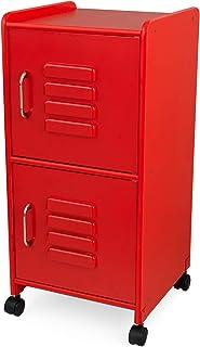 قفل متوسط KidKraft - قرمز