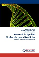 Research in Applied Biochemistry and Medicine