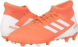 Hi-Res Coral/Footwear White/Glow Pink