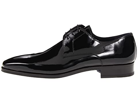 Outlet Online Shop Official Sale Online Magnanni Dante Black Patent Rr2WP6