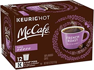 McCafe Bold French Roast Keurig K Cup Coffee Pods (12 Count)