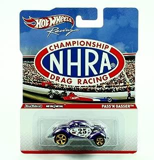 PASS'N GASSER * NHRA CHAMPIONSHIP DRAG RACING * 2011 Hot Wheels RACING SERIES 1:64 Scale Die-Cast Vehicle