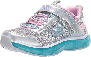 Skechers Kids' Light Sparks Sneaker US