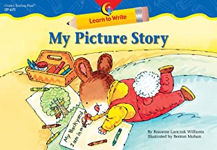 My Picture Story Learn to Write Reader (Learn to Write Readers)