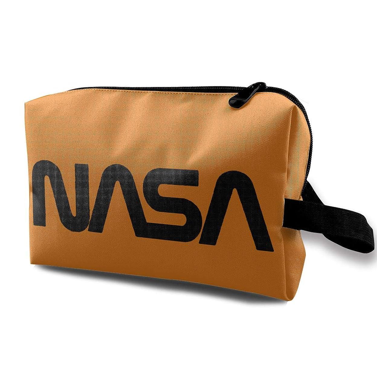 協力する帆文明化するDSB 化粧ポーチ コンパクト メイクポーチ 化粧バッグ NASA 航空 宇宙 化粧品 収納バッグ コスメポーチ メイクブラシバッグ 旅行用 大容量