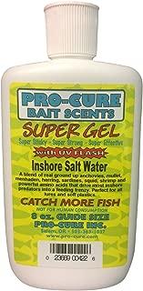 Pro-Cure Inshore Salt Water Super Gel, 8 Ounce