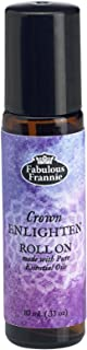 7th Chakra Crown Enlightened Pre-diluted ROLL ON Made with Pure Essential Oils .33oz (10ml)