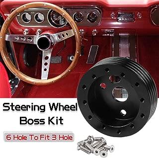 alpha steering wheel