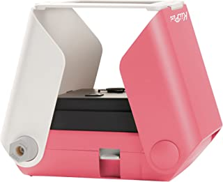 KiiPix Portable Photo Printer, Pink