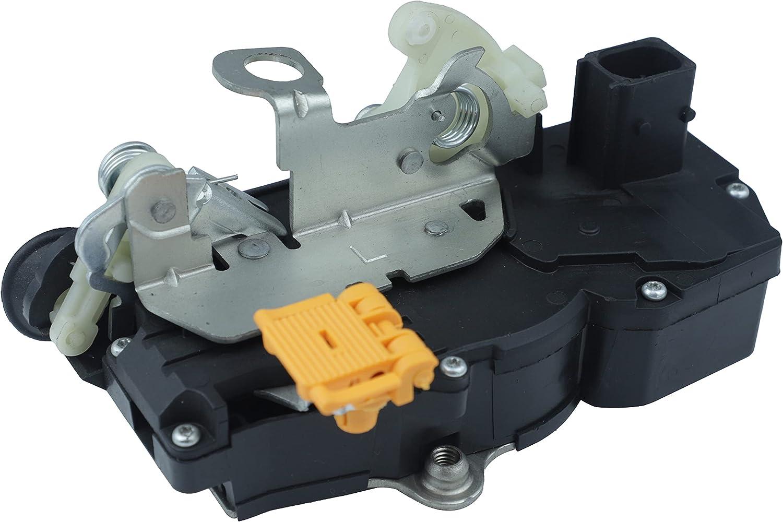 UMAEBTM Door Lock Actuator Motor Rear Left Driver Side fit Cadil