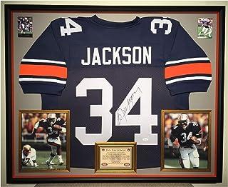 0a742a47abf Premium Framed Bo Jackson Autographed Signed Auburn Tigers Jersey - JSA COA