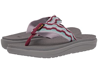 Teva Kids Voya Flip (Little Kid/Big Kid) (Kishi Iris) Kid