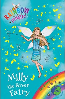 Rainbow Magic Milly the River Fairy The Green Fairies by Daisy Meadows - Paperback