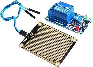 12V Snow Raindrops Detection Sensor Module Rain Weather Module Humidity For Arduino Relay Control Module Rain water sensor