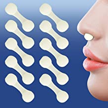 Belloccio Pack of 10 Disposable Nose Filter Plugs (Used For Sunless Airbrush Spray Tanning)