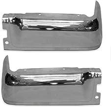 CPP Chrome NSF FO1102374 Rear Bumper Face Bar for 09-14 Ford F-150