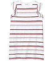 Multi Stripe Dress (Big Kids)