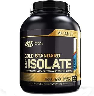 Optimum Gold Standard 100% Isolate Birthday Cake 3 lb - オプティマム ゴールドスタンダード 100% アイソレート バースデーケーキ 3 ポンド