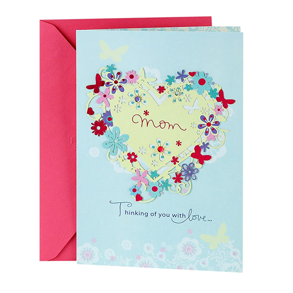 Hallmark Mother's Day Card for Mom (Today and Always)