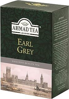Ahmad Tea Earl Grey Schwarzer Tee, lose, 250g