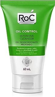 Gel de Limpeza Intensive CleanserOil Control Roc, 60ml