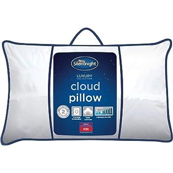 Silentnight Luxury Cloud Pillow, Medium
