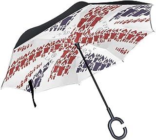 dc34ad733b26 Amazon.com: union jack - Umbrellas / Umbrellas & Shade: Patio, Lawn ...