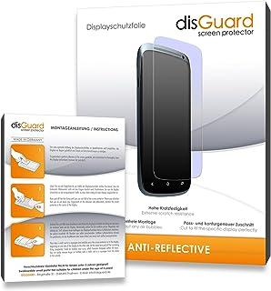 disGuard 3RX060140 antireflekterande och hårt belagt displayskyddsfolie för Acer Liquid mt (3-pack)