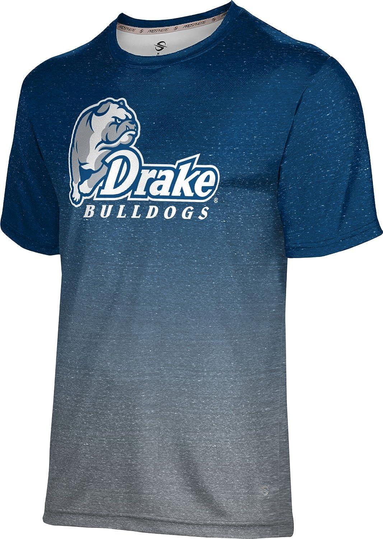 ProSphere Drake University Men's T-Shirt 日本 付与 Performance Ombre