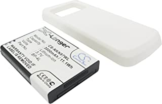 Battery Replacement for Nokia N97 Part NO BP-4L