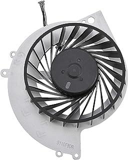 Ventilador de resfriamento da CPU, resfriador durável flexível fácil de instalar para console de jogo para uso profissiona...