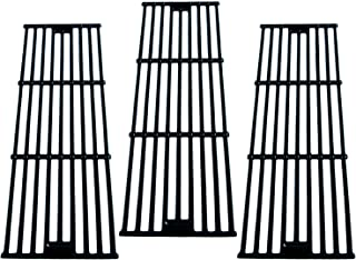 Direct Store Parts DC114 (3-Pack) Porcelain Cast Iron Cooking Grid Replacement Chargriller, King Griller Gas Grill (3)