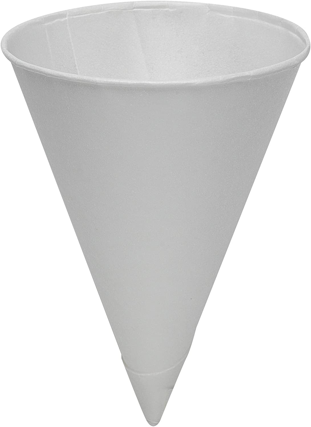 Dixie 4.5 oz.?Paper Cone Cup by GP PRO (Georgia-Pacific), White, 7045CONE, 5,000 Count (200 Cups Per Sleeve, 25 Sleeves Per Case)