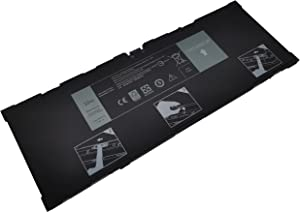 Fully 9MGCD Replacement Tablet Battery Compatible with Dell Venue 11 Pro 5130 5130-9356 7130 7139 32 5130 7140 Series 0T8NH4 0XMFY3 312-1453 451-BBGS 451-BBIN T06G T8NH4 VYP88 XMFY3 XRXMG - 7.4V 32Wh