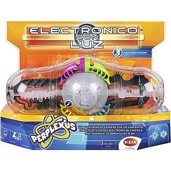 Perplexus Electrónico Juego Habilidad (BIZAK 61924608): Amazon.es ...